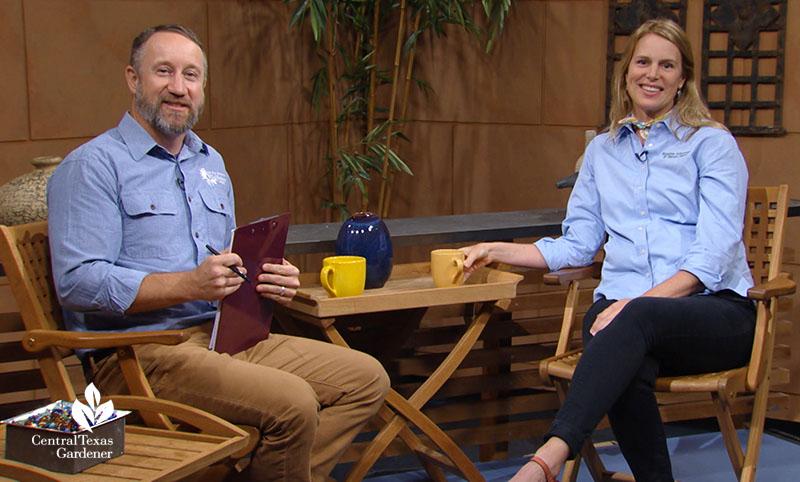 John Hart Asher and Emily Manderson Central Texas Gardener