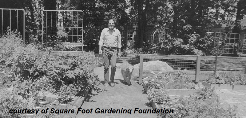 Mel Bartholomew Square Foot Gardening PBS program