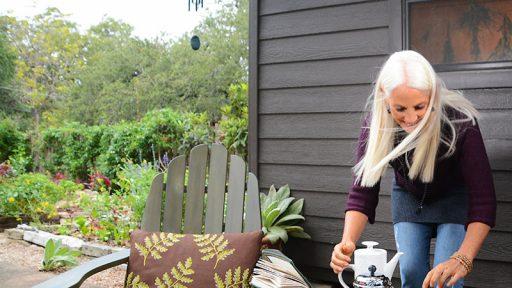 Meredith Thomas Meyer Lemon tea Central Texas Gardener
