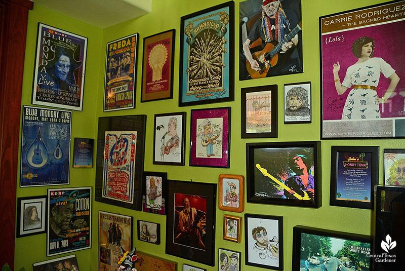 musician posters John Dromgoole drawings