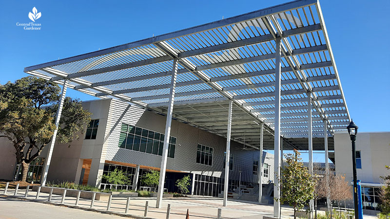 ACC Highland campus architecture Central Texas Gardener