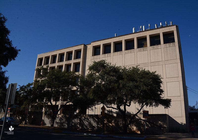 Austin PBS KLRU TV at University of Texas Central Texas Gardener