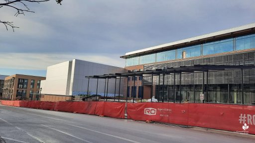 Austin PBS building and studios ACC Highland Central Texas Gardener