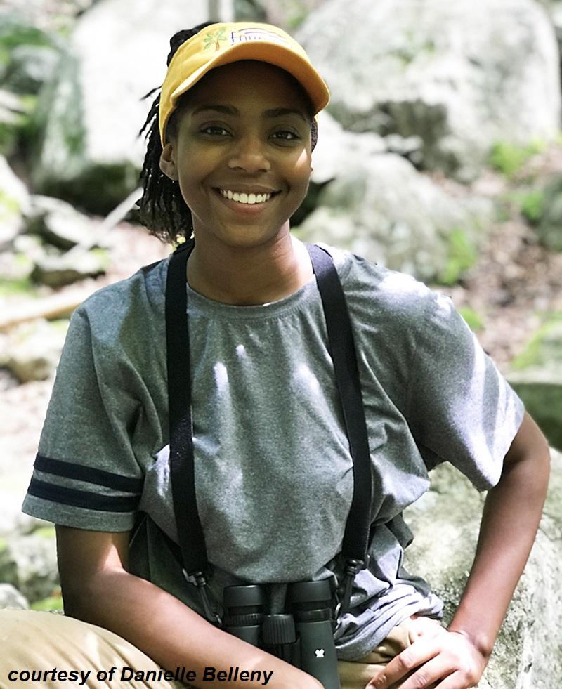 Danielle Belleny wildlife biologist Central Texas Gardener
