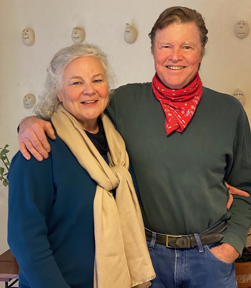 Bernardine and Conrad Bering, founders of Barton Springs Nursery Central Texas Gardener