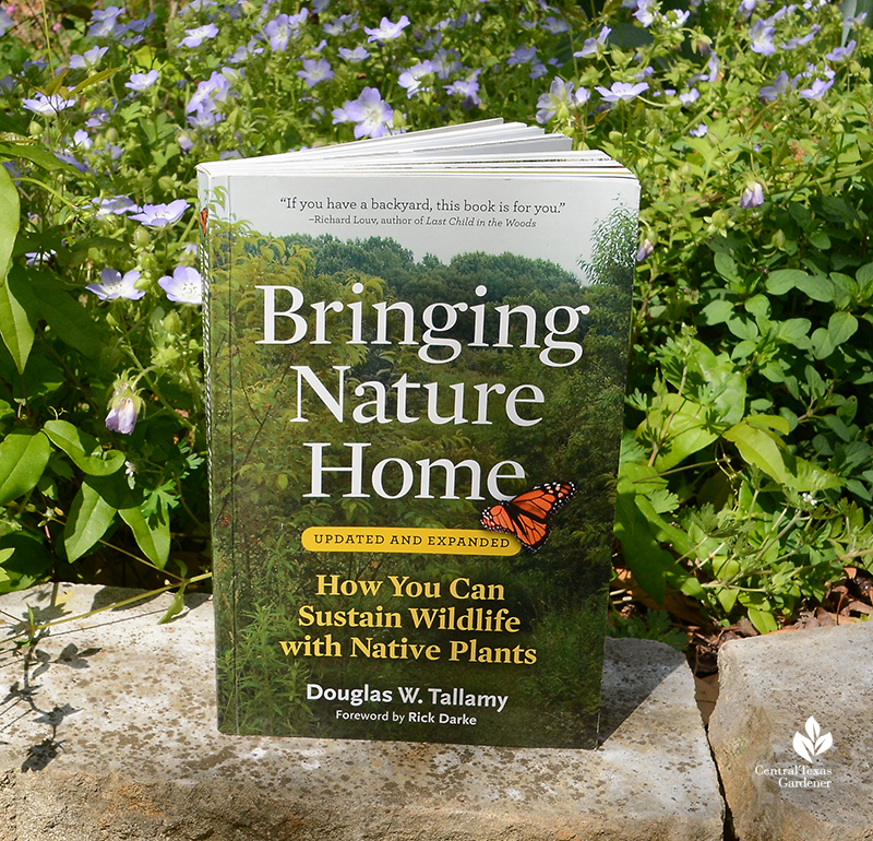 Bringing Nature Home by Doug Tallamy Central Texas Gardener