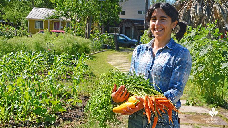 Anamaria Gutierrez Farm Manager Este Garden
