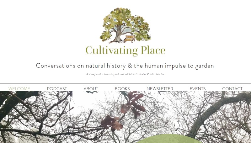 Cultivating Place website Jennier Jewell